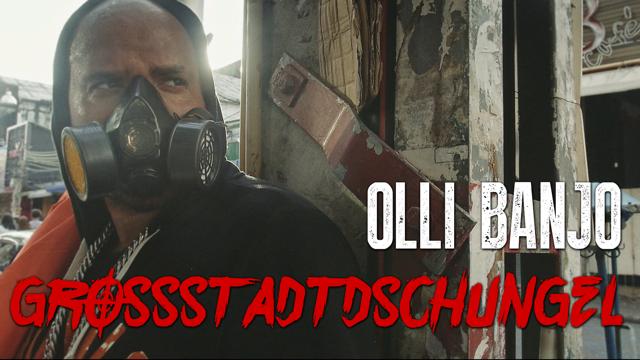 Olli Banjo - Großstadtdschungel / erstes Video aus dem gleichnamigen neuen Album