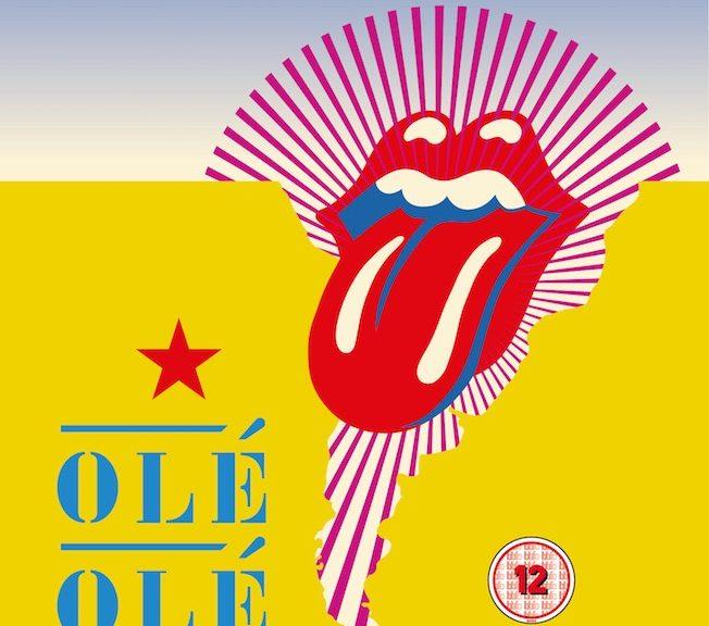 "THE ROLLING STONES mit Doku ""Olé Olé Olé! A Trip Across Latin America"", VÖ: 26.05.17"