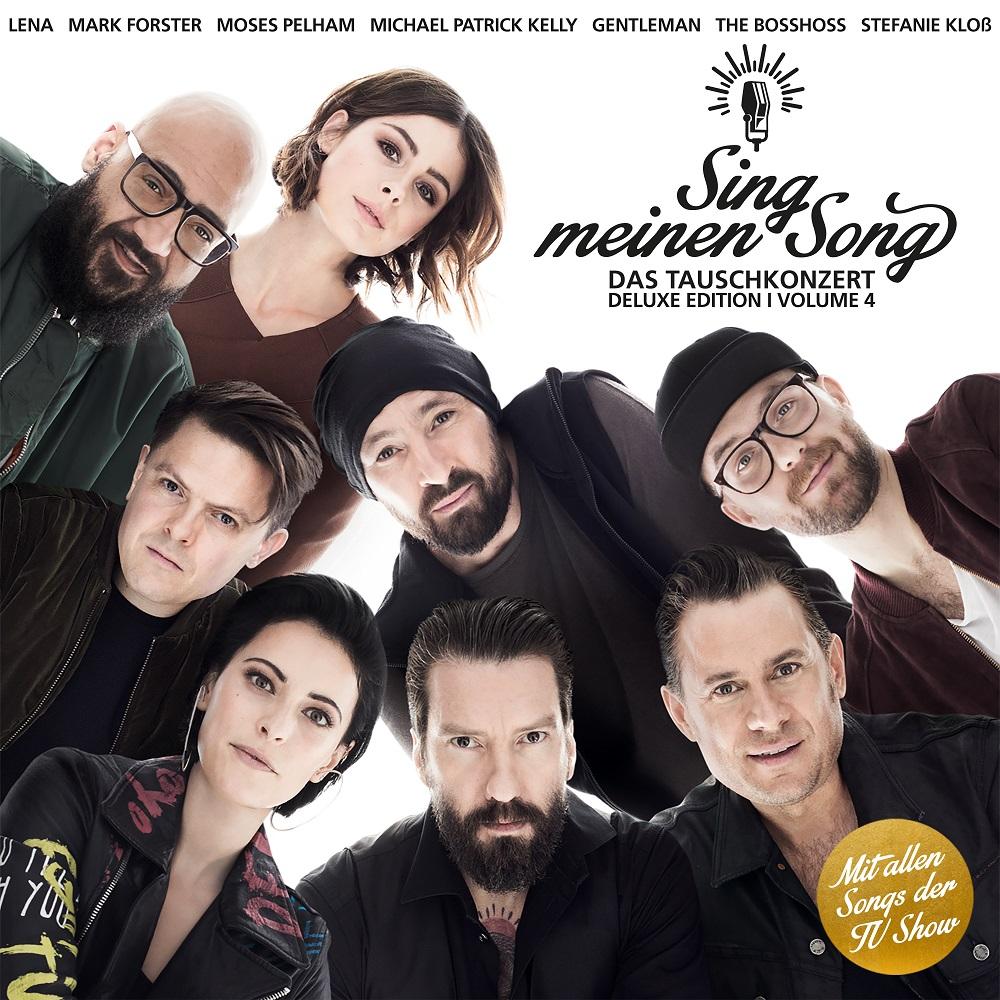 Sing meinen Song - Das Tauschkonzert Vol. 4 am 09.06.2017!