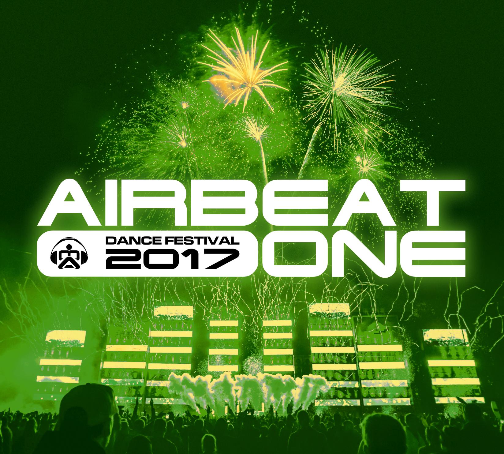 Zum Einstimmen auf das Festival: Airbeat One 2017 Compilation