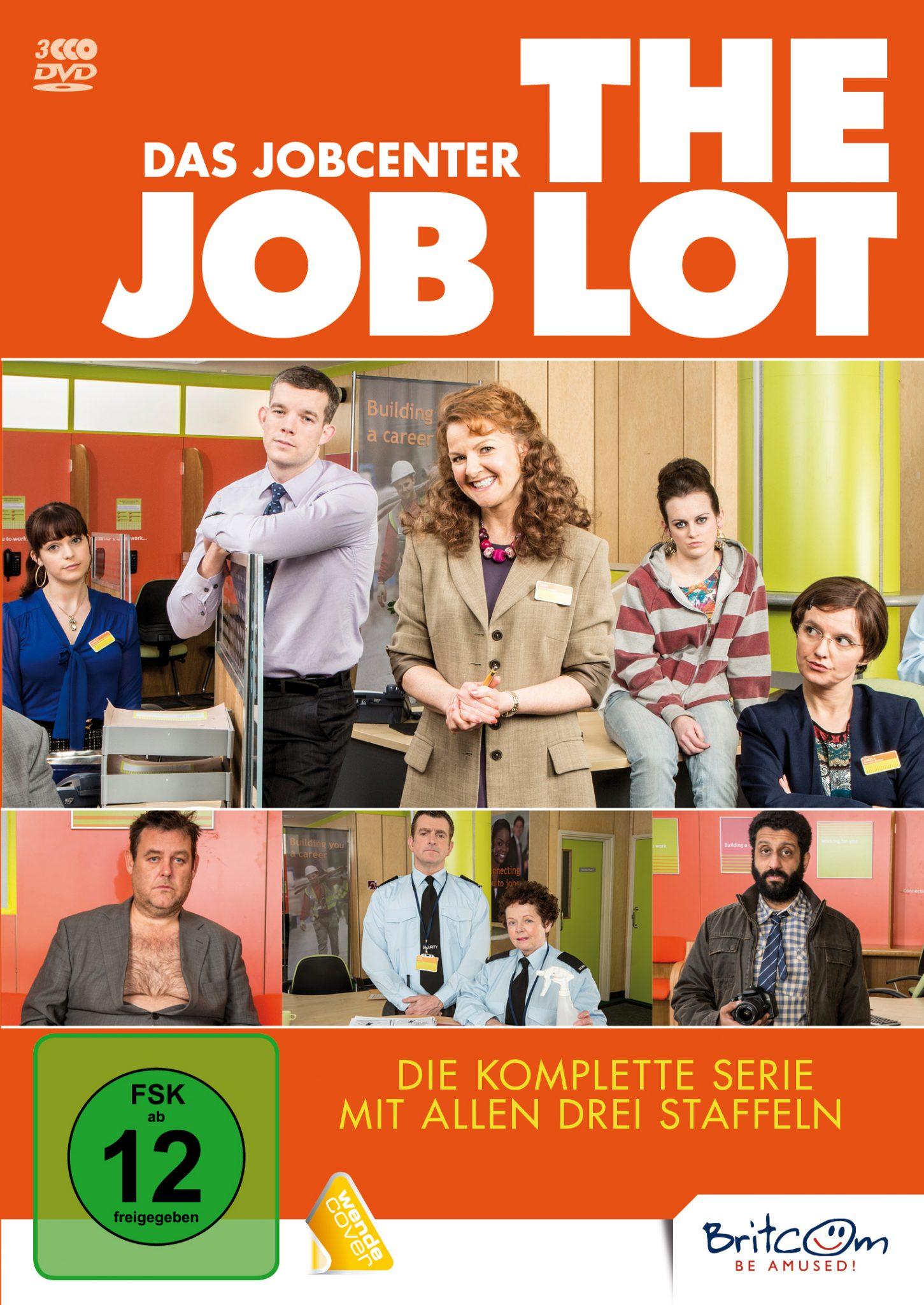 The Job Lot - Das Jobcenter. Die komplette Serie