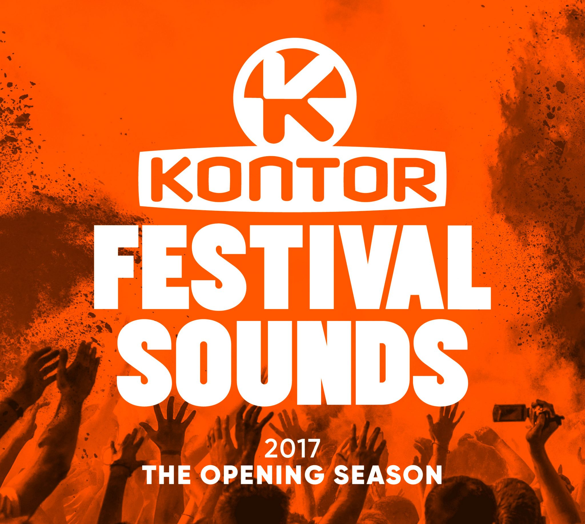 V.A. – KONTOR FESTIVAL SOUNDS 2017 – THE OPENING SEASON 3 CD & DOWNLOAD: OUT 09.06.2017