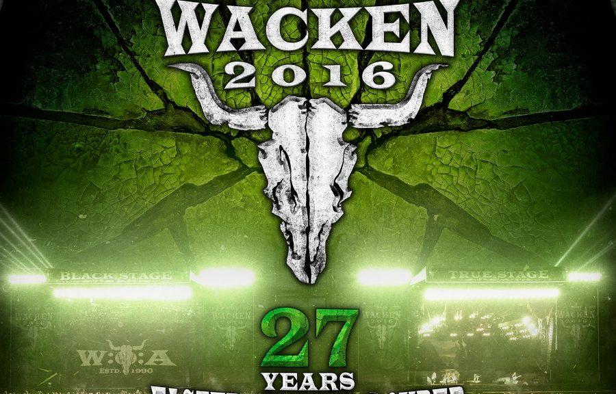 Live At Wacken 2016 - 27 Years Faster: Harder: Louder - VÖ: 21. Juli 2017 Silver Lining Music/ ADA