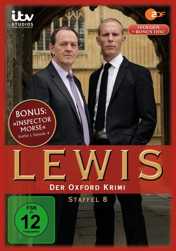 LEWIS – DER OXFORD-KRIMI – Staffel 8 Was erwartet die Grafschaft nach dem Führungswechsel im Ermittlerteam?