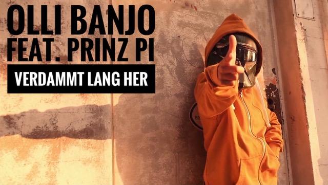 Olli Banjo feat. Prinz Pi - Verdammt lang her / die dritte Videoauskopplung blickt leicht nostalgisch auf das unbeschwerte Damals