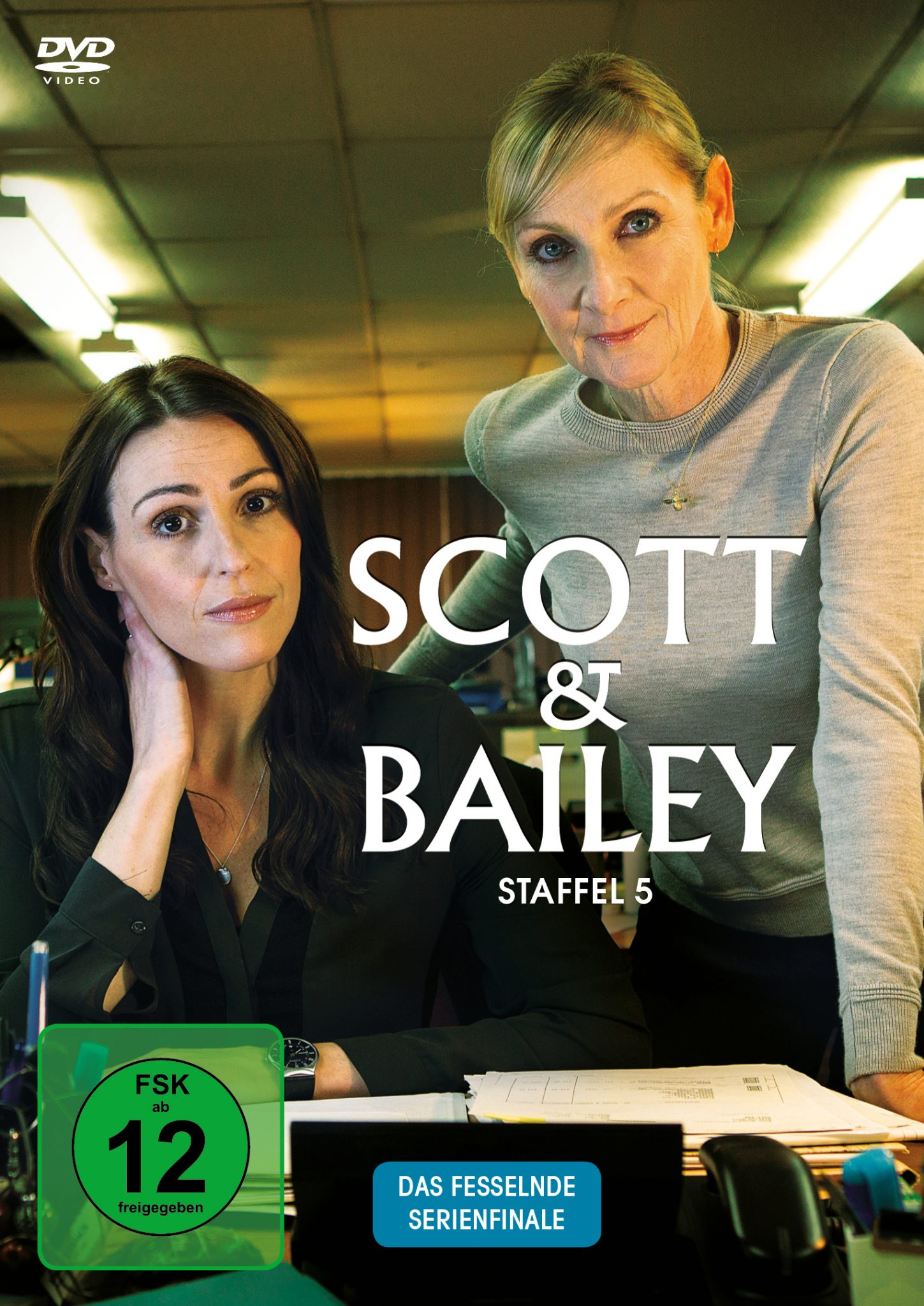 Scott & Bailey – Die finale Staffel 5