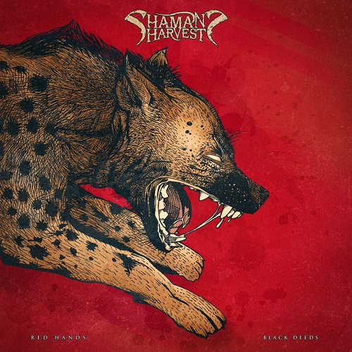 "Shaman's Harvest - neues Album ""Red Hands Black Deeds"" und Track Pre-Listening zu ""The Come Up""!"