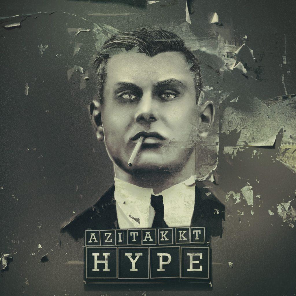 """Deutschrapper Azitakkt veröffentlicht Album """"Hype"""""""