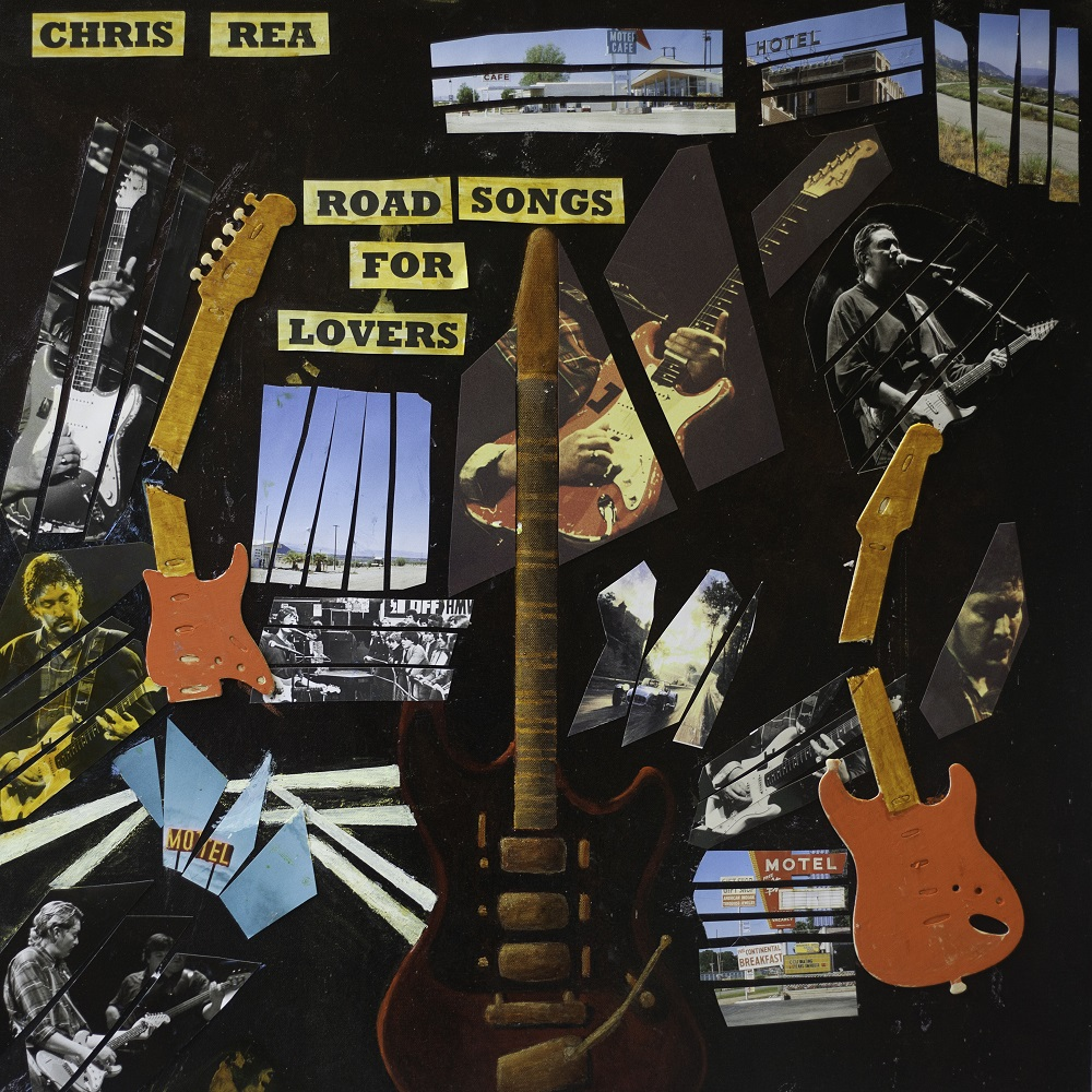 "Chris Rea - neues Album ""Road Songs For Lovers"" am 29. September via BMG und UK-Tour im Herbst!"