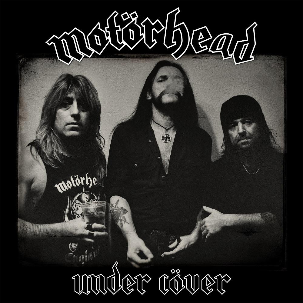 "Motörhead - ""Under Cöver"" am 01. September! Inklusive der bisher unveröffentlichten Cover Version des David Bowie Songs ""Heroes"""