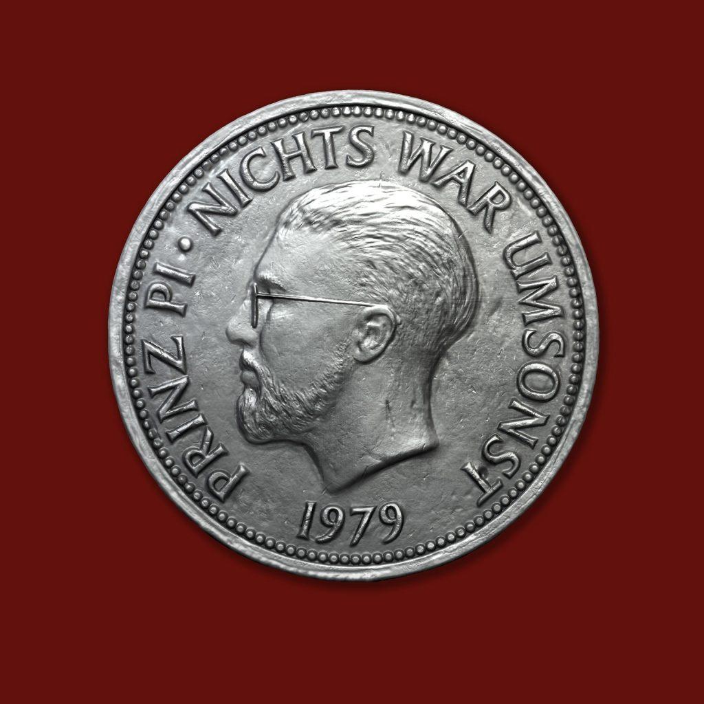 Prinz Pi - Nichts War Umsonst - VÖ: 03.11.2017