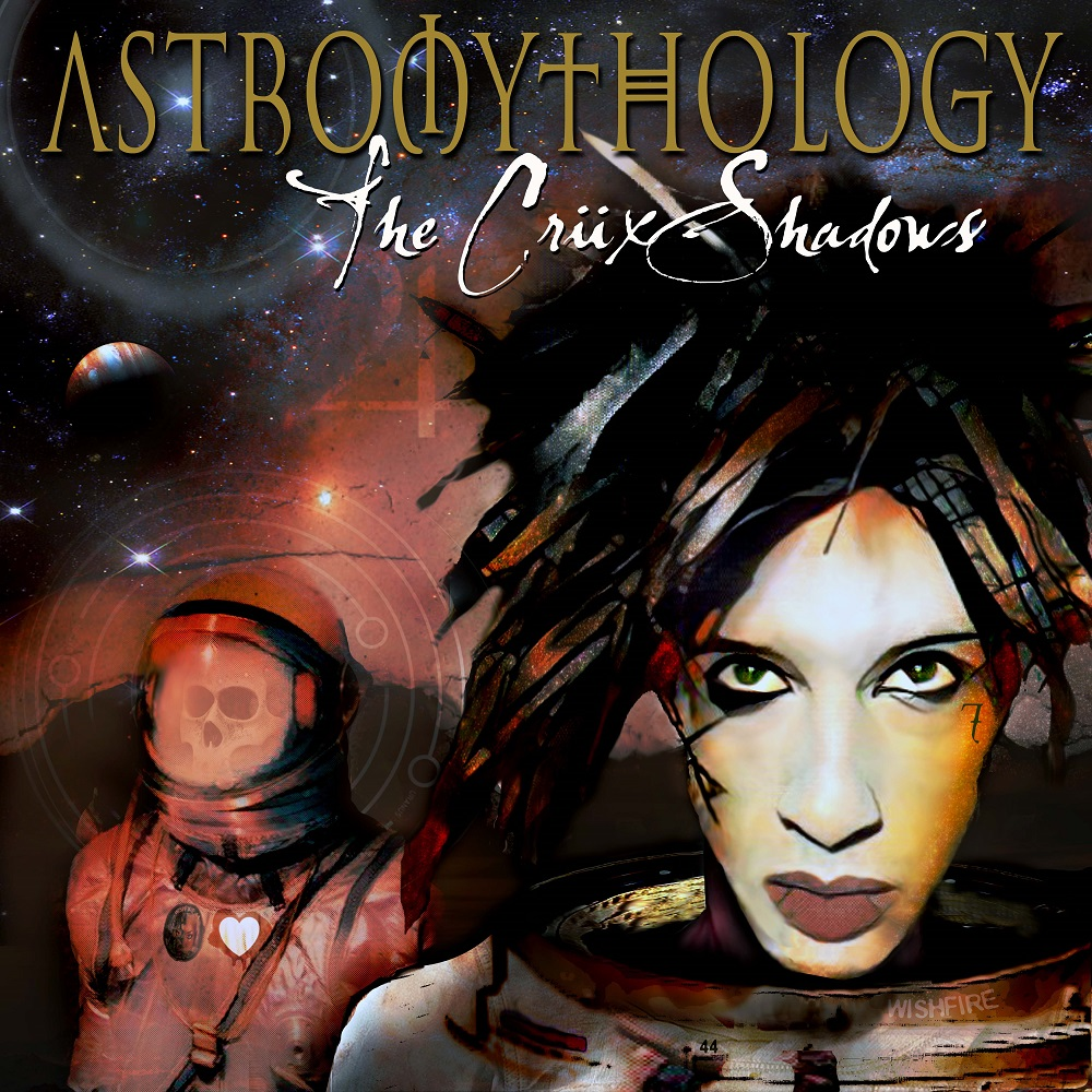 "THE CRÜXSHADOWS Album ""Astromythology"""