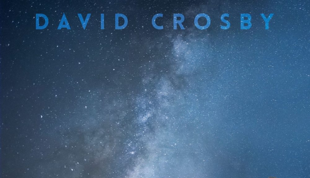 DAVID CROSBY - neues Album SKY TRAILS am 29. September