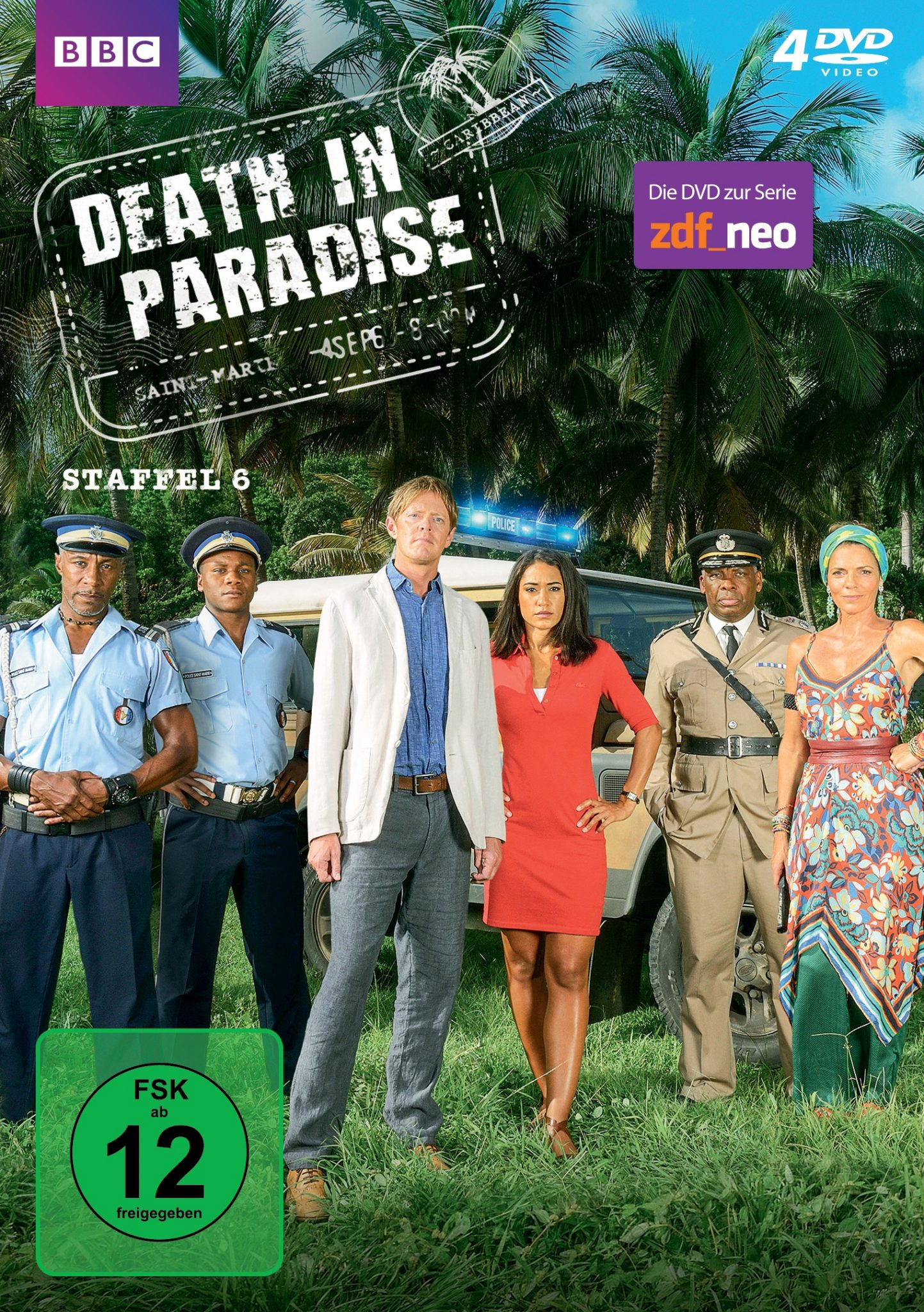 Death In Paradise Zdf