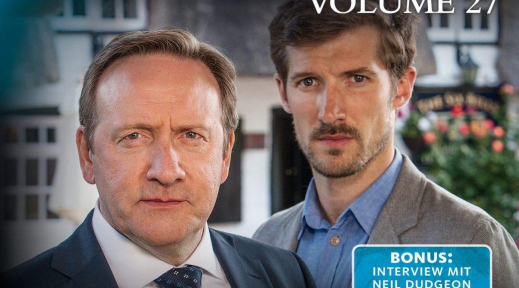 Sogar Außerirdische unter Verdacht: neue Mordrätsel für Inspector Barnaby