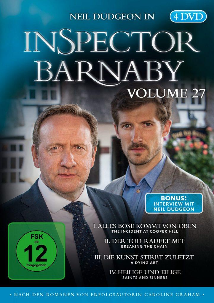 Inspector Barnaby Vol. 27