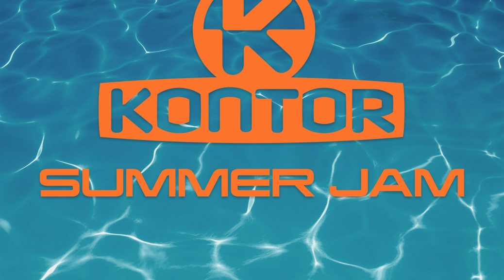 VARIOUS ARTISTS – KONTOR SUMMER JAM 2017 3 CD-SET / DOWNLOAD: OUT 11.08.2017!