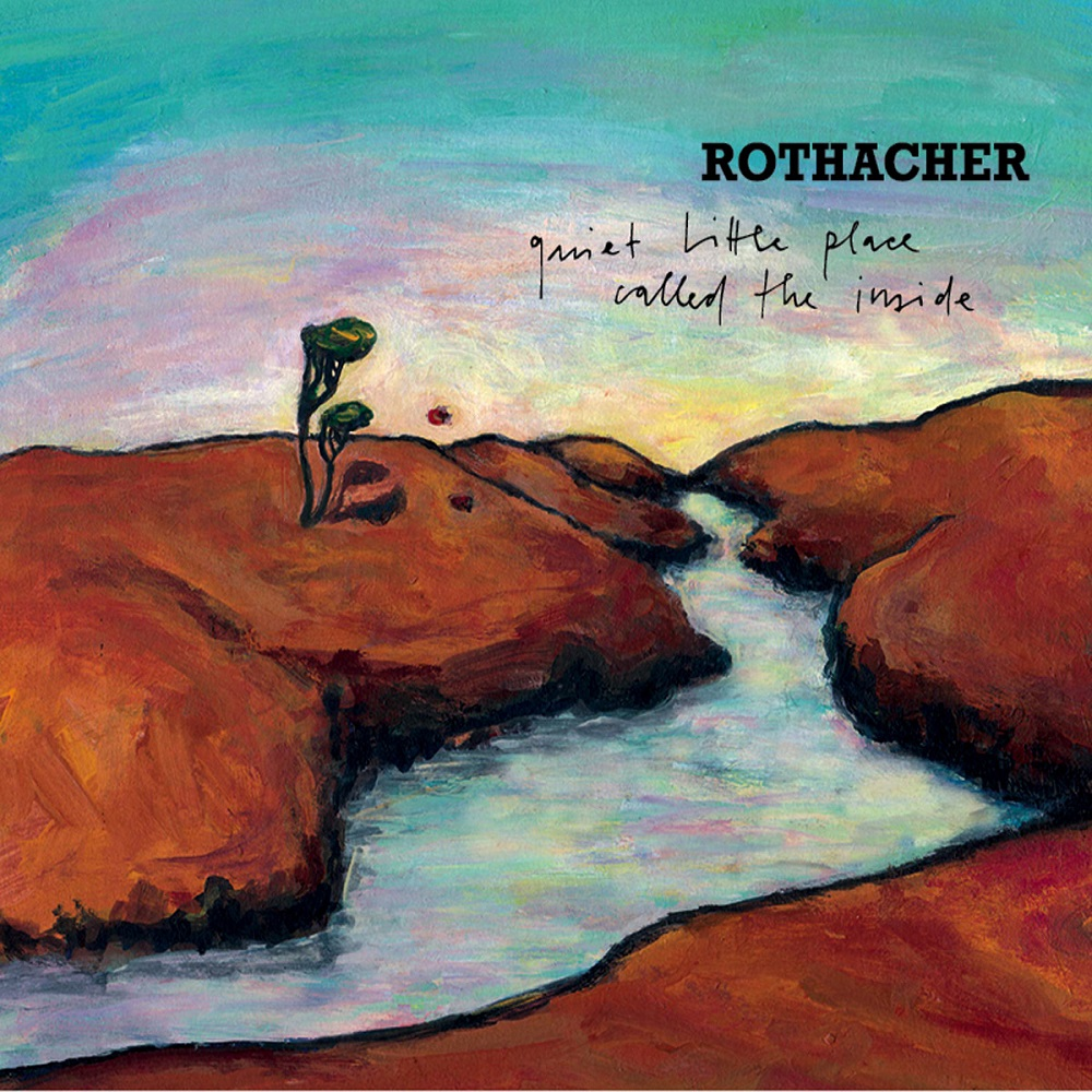 "Rothacher – Video ""Lonely Man"" und neues Album ""Quiet Little Place Called The Inside"" am 29.09.2017!"