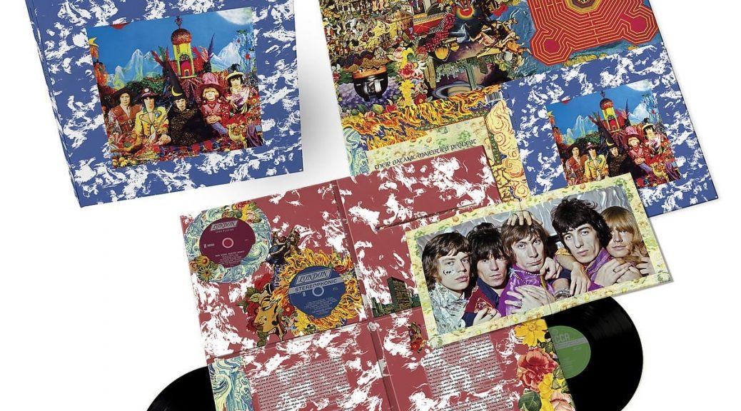 "THE ROLLING STONES - Special Edition zu ""Their Satanic Majesties Request"" zum 50. Jubiläum, VÖ: 22.09.17"