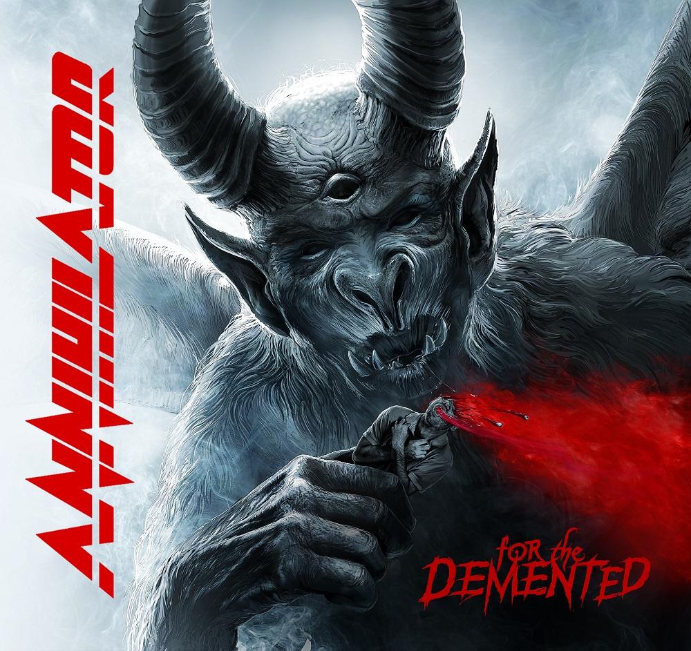 """Neues Studioalbum """"FOR THE DEMENTED"""" Die kanadischen Trash Metal Helden veröffentlichen ihr 16tes Studioalbum am 3. November 2017"""