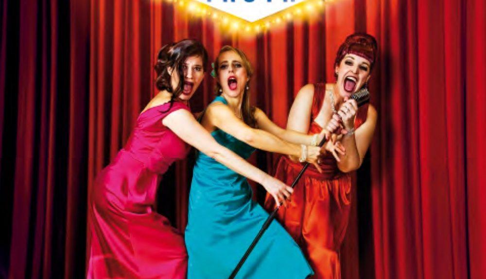 Polly's Garden - stimmgewaltige Musik, energiegeladener Tanz, sinnliche Weiblichkeit und umwerfend bitterböser Komik!