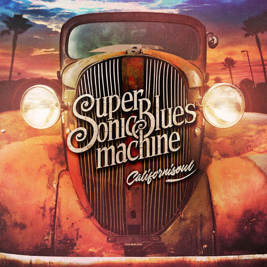 "Supersonic Blues Machine veröffentlichen ""Californisoul"" via Provogue / Mascot Label Group / Rough Trade als CD, Doppel-Vinyl, Download und Stream am 20.10.2017!"