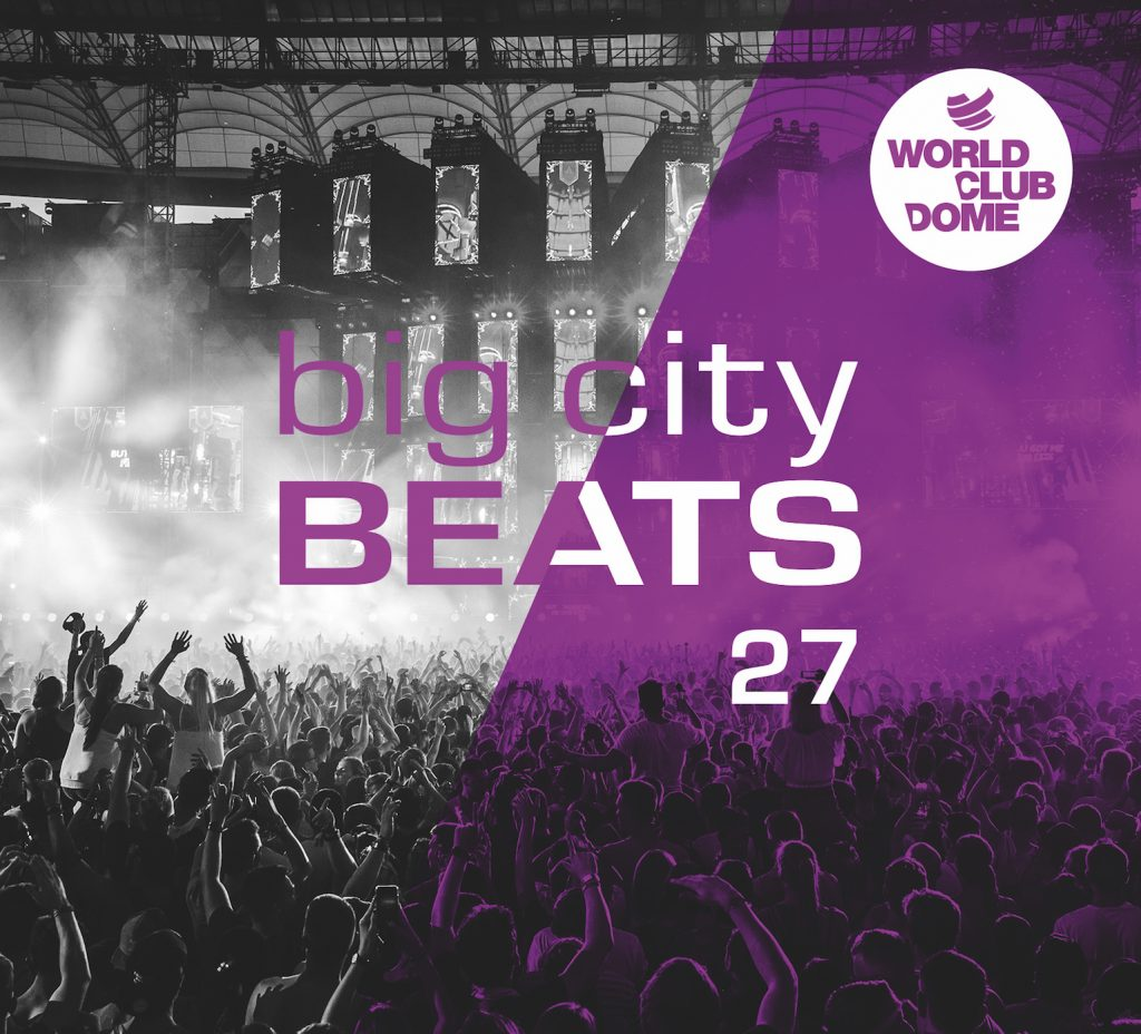 BIG CITY BEATS 27 - WORLD CLUB DOME 2017 WINTER EDITION (VÖ: 20.10.2017)
