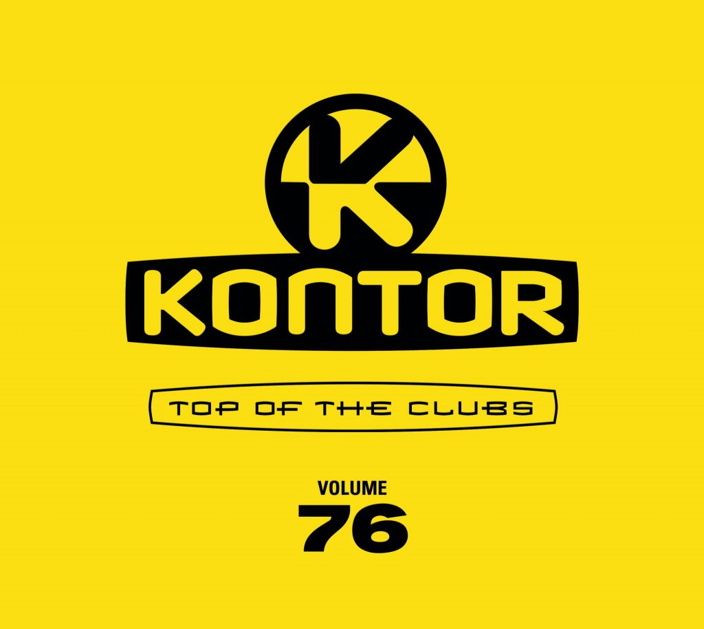 DEUTSCHLANDS #1 DANCE-COMPILATION: KONTOR TOP OF THE CLUBS VOL. 76