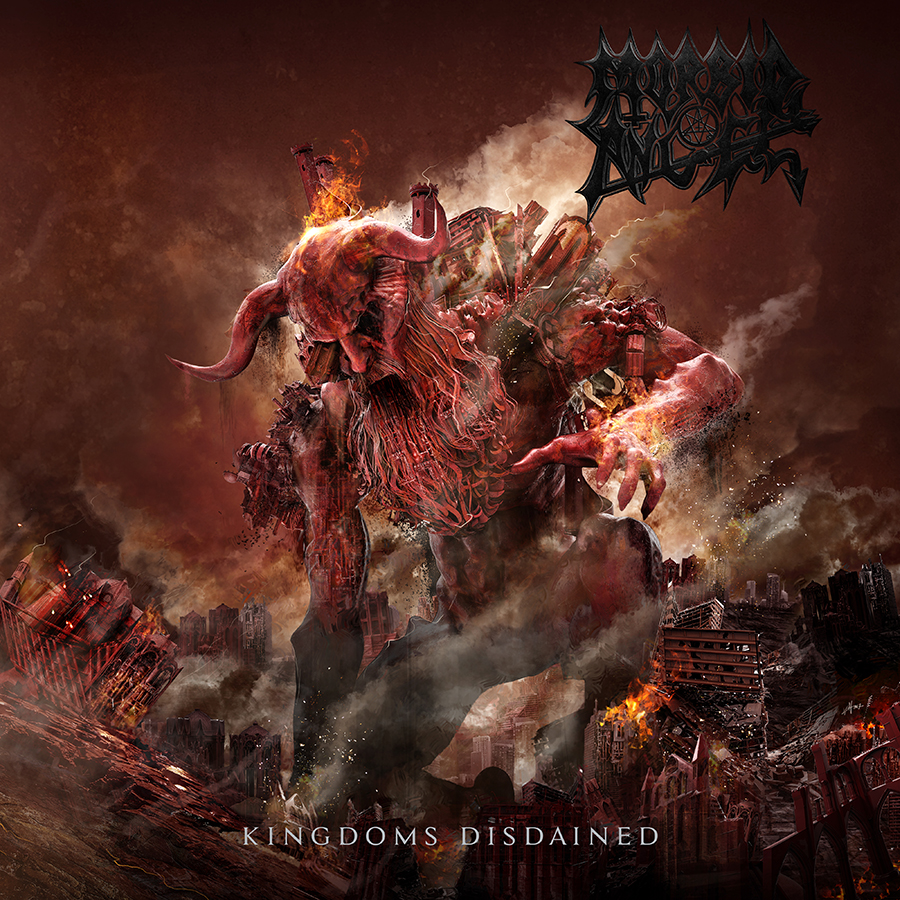 "MORBID ANGEL – neues Album ""Kingdoms Disdained"" erscheint am 1. Dezember 2017"