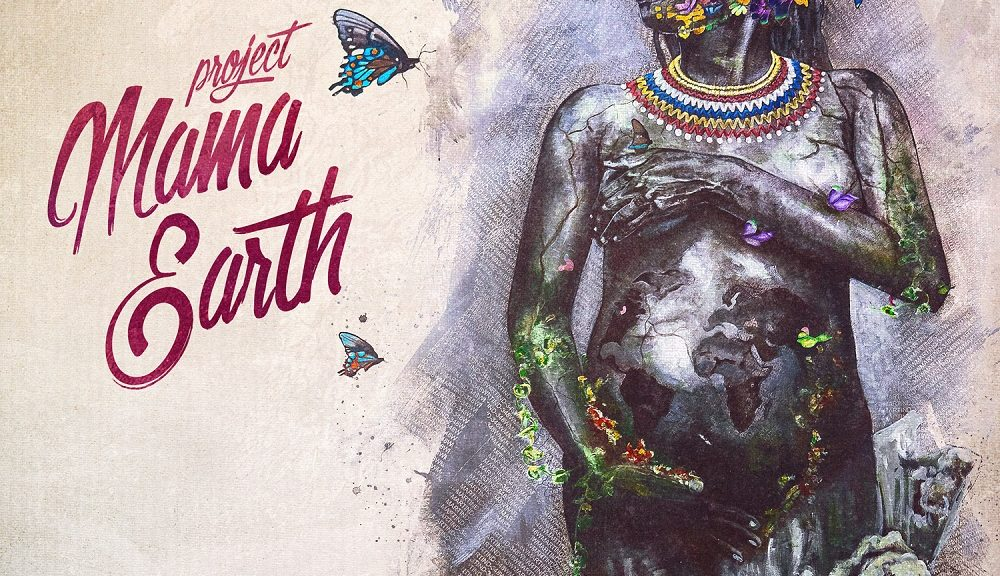 Project Mama Earth mit Joss Stone - Mini Album am 10. November!