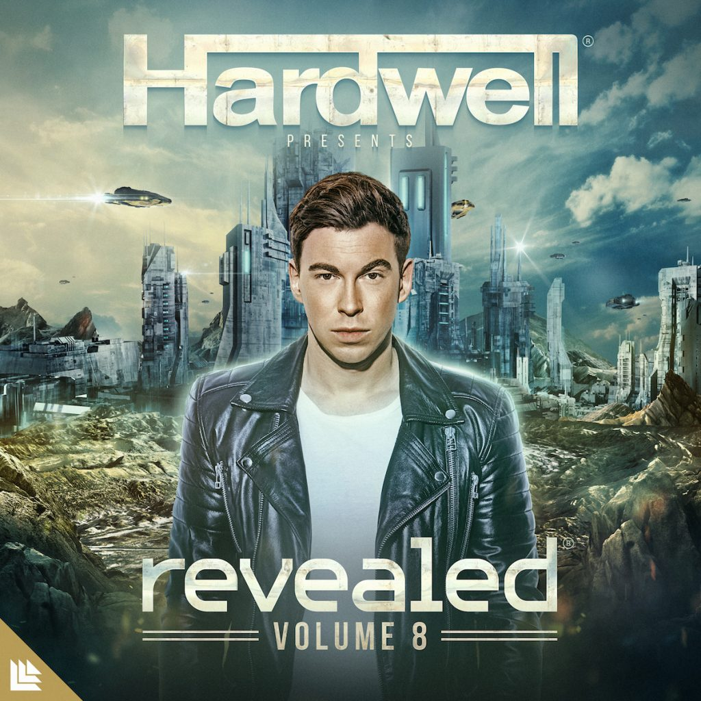 HARDWELL - HARDWELL PRESENTS REVEALED VOLUME 8 (VÖ: 13.10.2017)