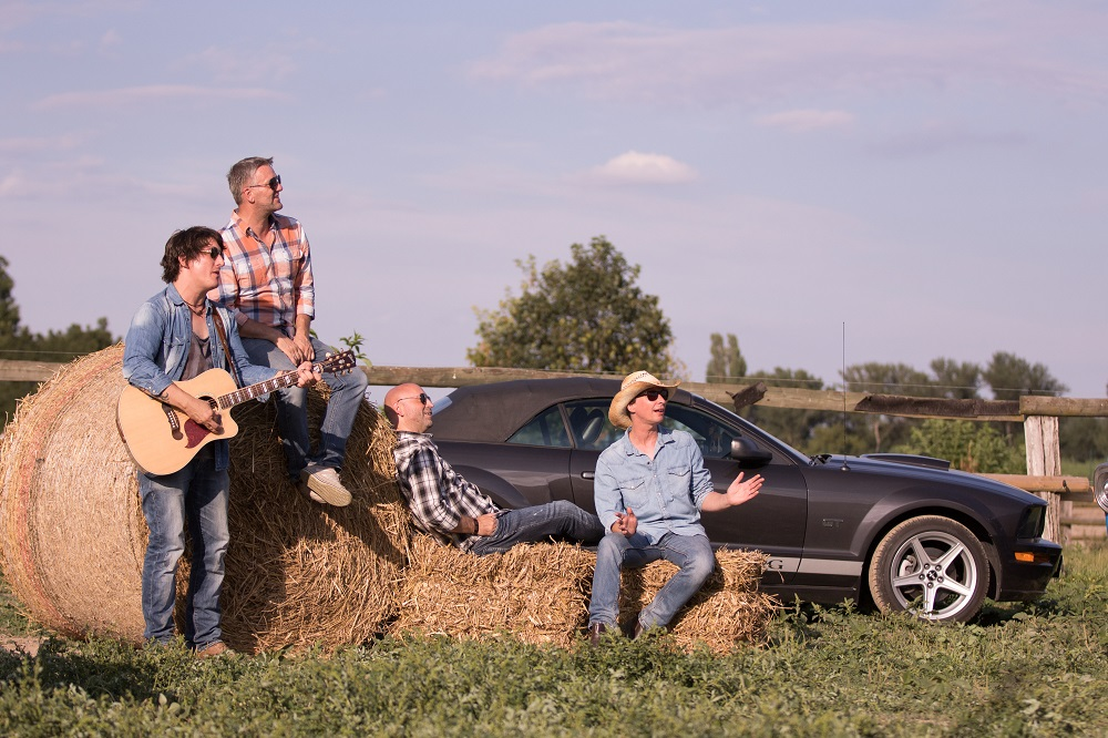 "FINEST IN COUNTRY, FOLK & POP - Acoustic Garden - aktuelle Single/ Video ""Always"" und neues Album ""concept emotional"" am 23.02.2018"