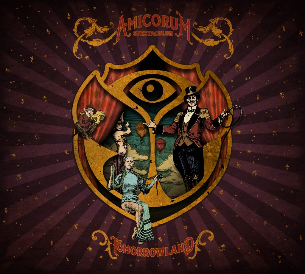 VARIOUS ARTISTS  ''TOMORROWLAND – AMICORUM SPECTACULUM''