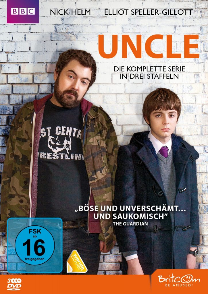 UNCLE - Die komplette Serie - DVD