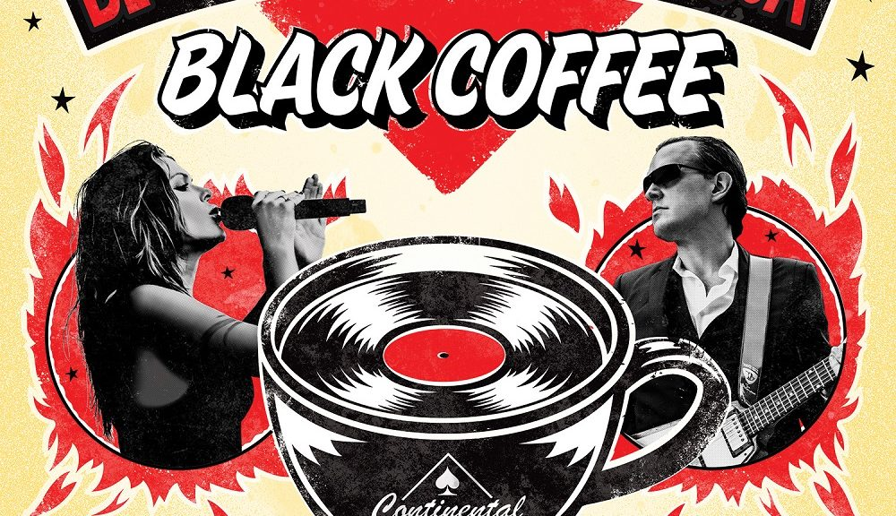 "Beth Hart & Joe Bonamassa veröffentlichen ""Black Coffee"" am 26. Januar"
