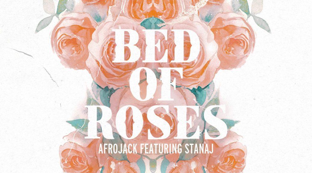 AFROJACK veröffentlicht pünktlich zum Valentinstag seinen neuesten Smasher BED OF ROSES feat. Stanaj