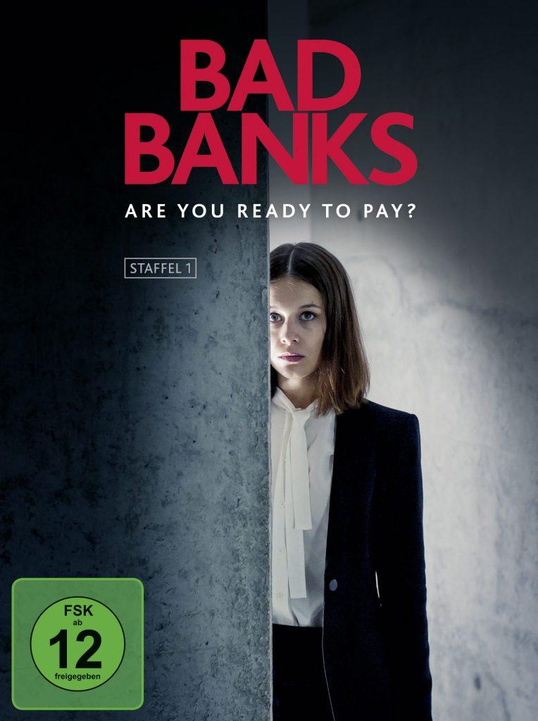 Bad Banks (1. Staffel) - Ab dem 3. März auf DVD & Blu-ray