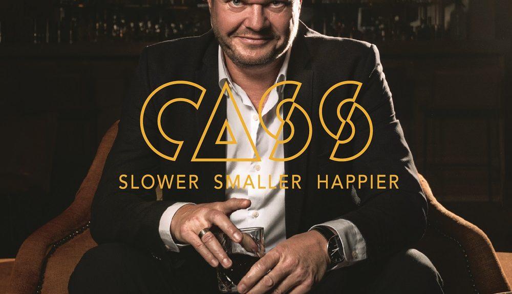 "CASS – Album Release ""Slower, Smaller, Happier"" am 23.02.2018"