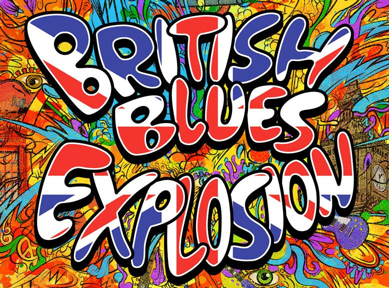 "Joe Bonamassa veröffentlicht ""British Blues Explosion Live"""