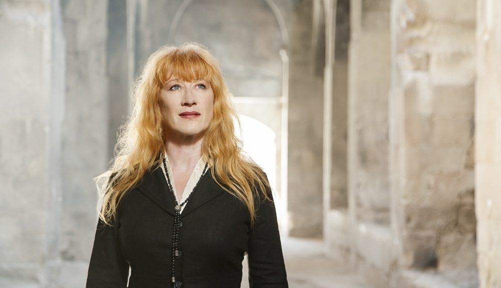 Loreena McKennitt - by Richard Haughton