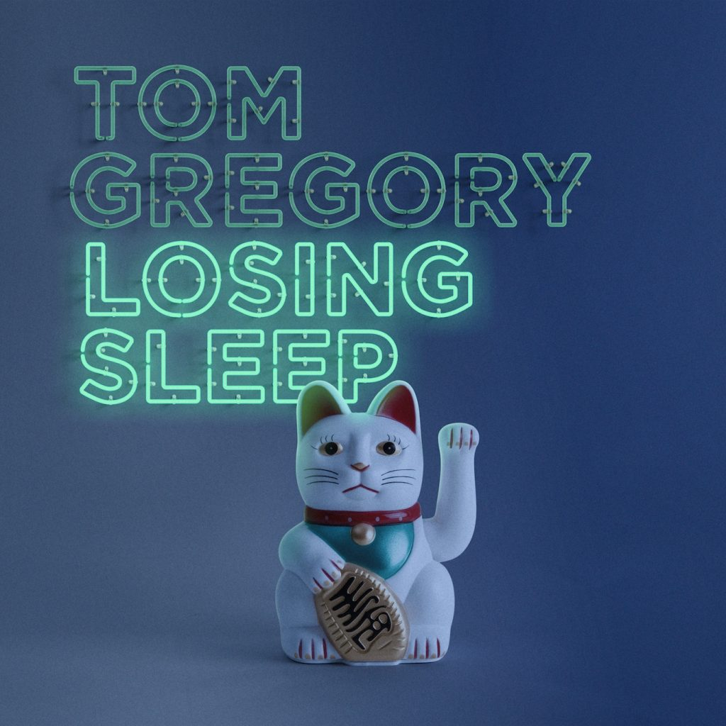Tom Gregory veröffentlicht neue Single LOSING SLEEP