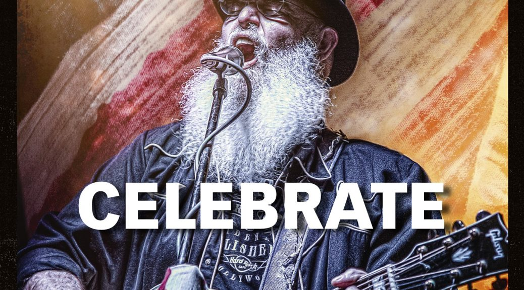 GIL EDWARDS – Celebrate (A1 Records/SPV)