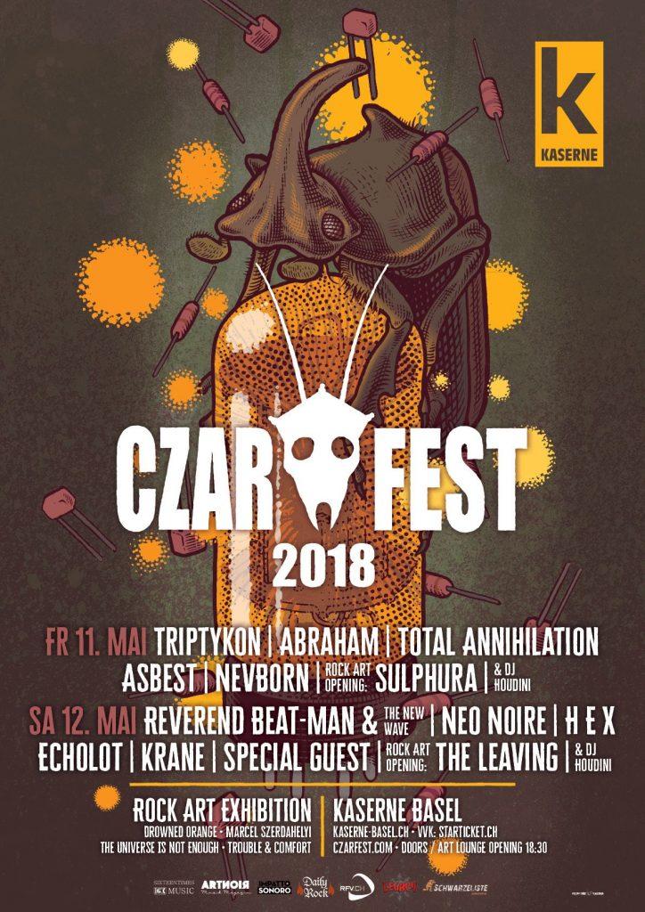 CZAR FEST 2018
