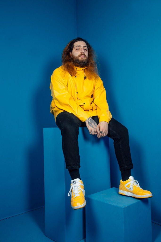 Der ehemalige Battle-Rapper Kex Kuhl kündigt sein Debütalbum für Juli an - Credits: Julian Schröpel