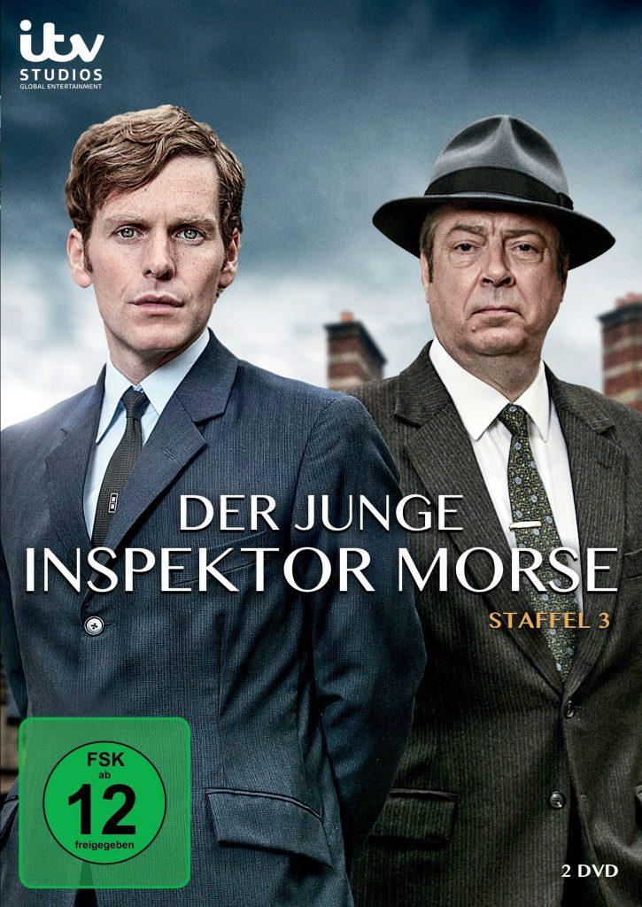 Der junge Inspektor Morse - 3. Staffel