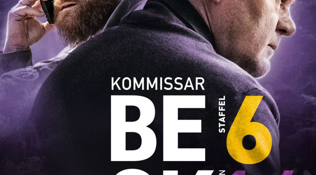 Kommissar Beck, Staffel 6 mit Peter Haber und Kristofer Hivju (2 DVDs; VÖ: 25.05.2018; Edel:Motion)