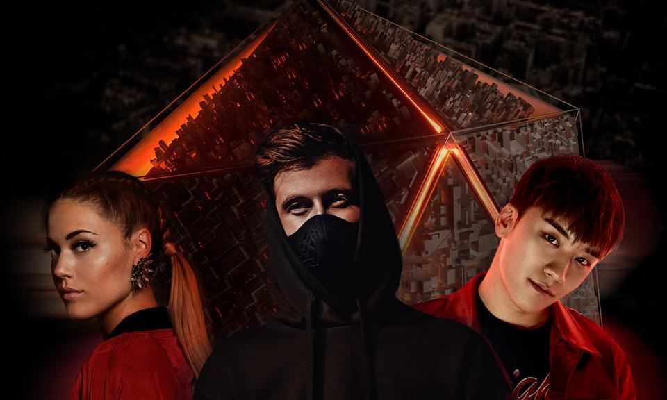 """K-391 veröffentlicht seine Debüt-Single/ Video """"Ignite"""" mit Alan Walker, Julie Bergan und Seungri"""