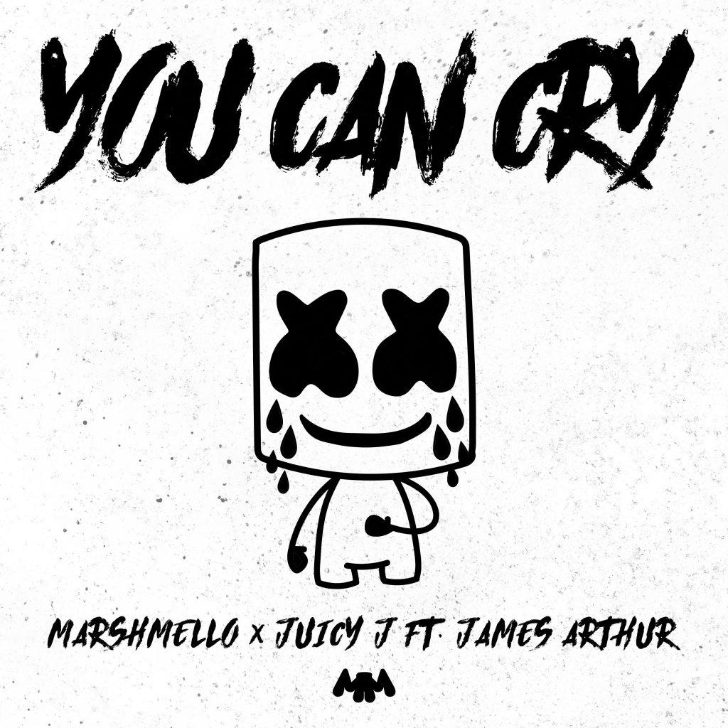 Marshmello x Juicy J feat. James Arthur - You Can Cry