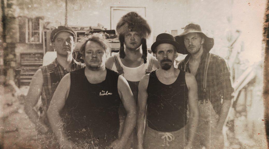 """Steve 'n' Seagulls veröffentlichen am 31. August 2018 ihr neues Album """"Grainsville""""."""