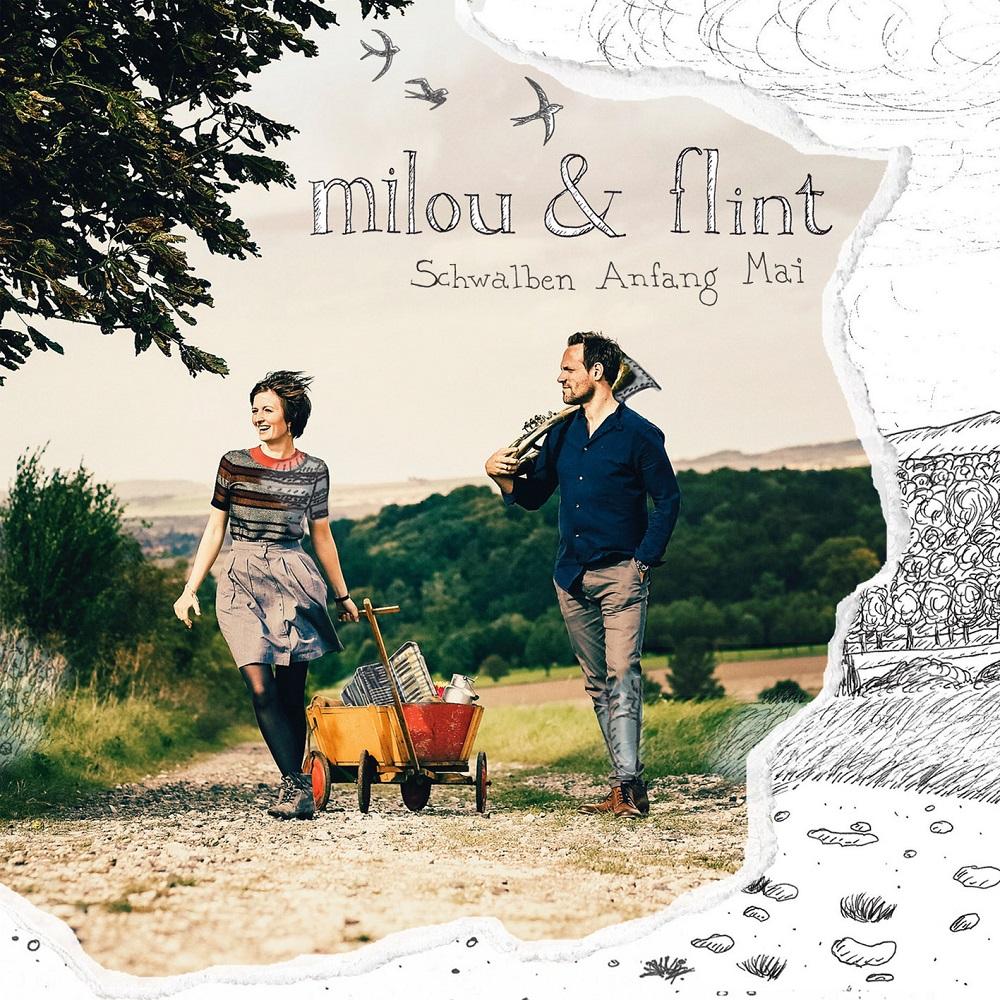 """milou & flint mit neuer Single/ Video """"Schwalben Anfang Mai"""" und neuem Album im September!"""